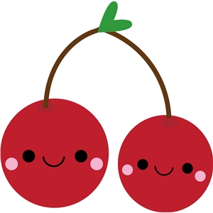 kawaii cherries