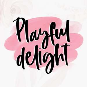 playful delight