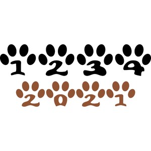 paws numbers