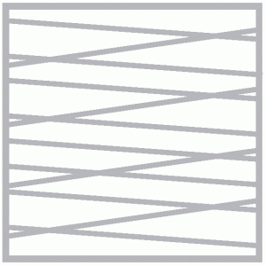 criss cross lines background / template
