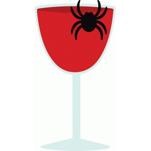 drink with spider