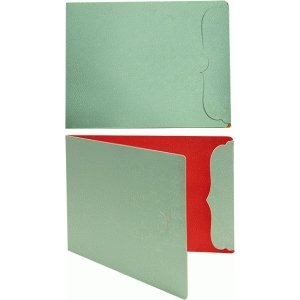 a2 card artisan edge with flap closure