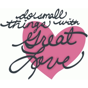 great love phrase