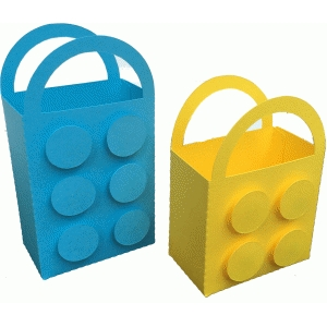 building blocks bags
