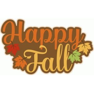 happy fall title