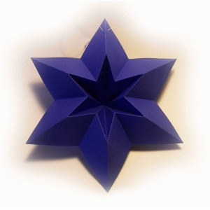 6 pointed star