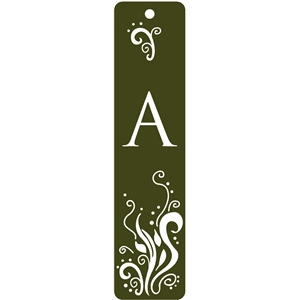 bookmark - initial cap