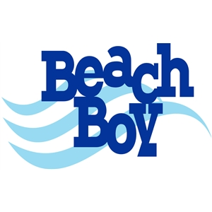 'beach boy' word phrase