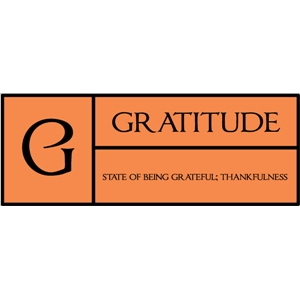 g is for gratitude pc