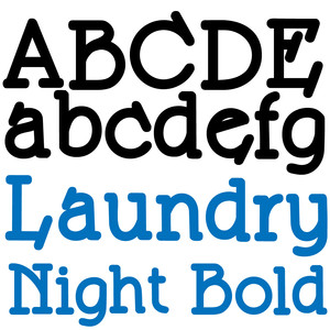 ld laundry night bold