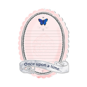 once upon a time label