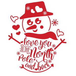 love you to north pole and back