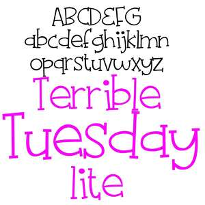 zp terrible tuesday lite