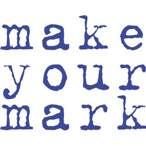make your mark