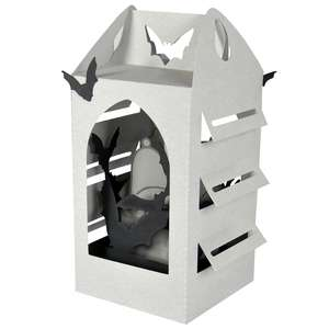belfry bat filled lantern