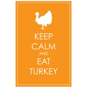 keep calm turkey
