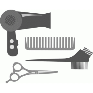 hairdresser kit