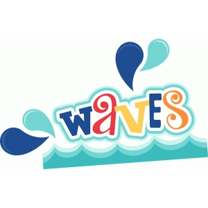 waves title