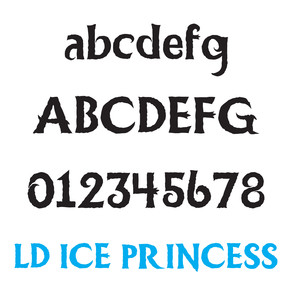 ld ice princess
