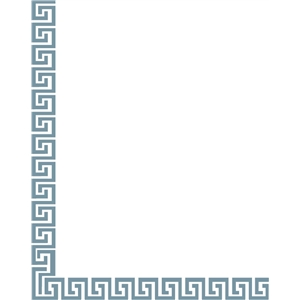 greek key border pc