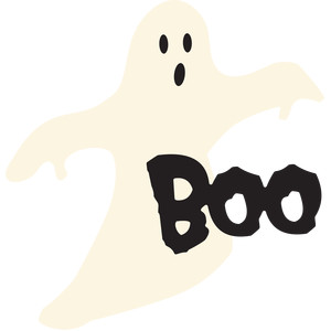 ghost and boo word