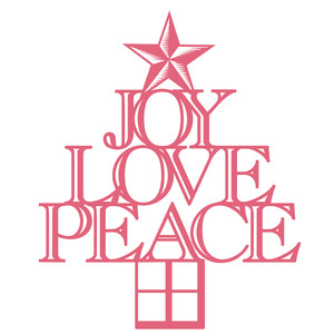 joy peace love