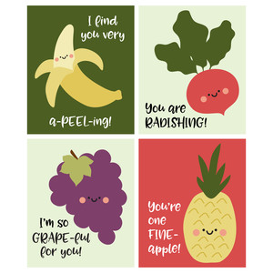 radishing valentine cards