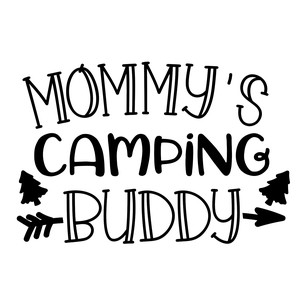 mommy's camping buddy