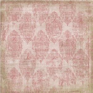 pretty in pink damask