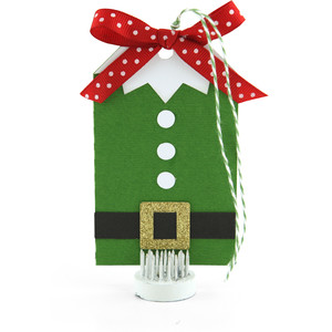 gift card tag elf