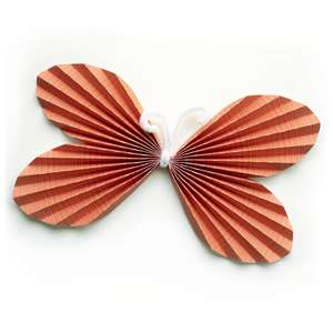 butterfly fan wings
