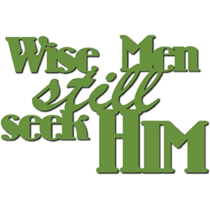 wise men phrase