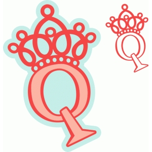 'q' is for queen (samantha walker)
