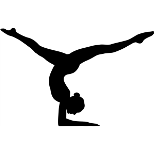 silhouette design store view design 10590 gymnast Spring Fun Clip Art free clipart spring photos