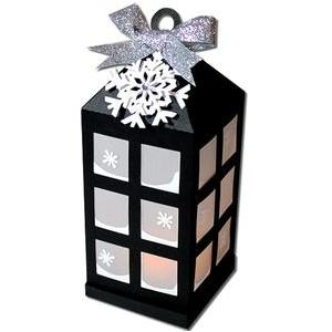 christmas lantern (flameless)