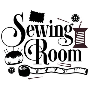 sewing room title