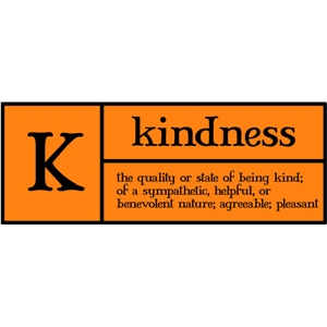k is for kindness pc