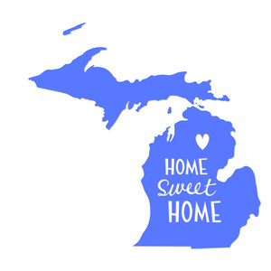 home sweet home michigan