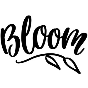 bloom phrase