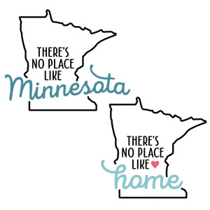 there's no place like home - minnesota state