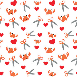 summer love pattern