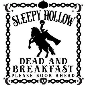 sleepy hollow dead & breakfast