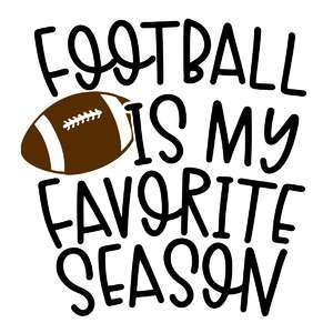 football is my favorite season