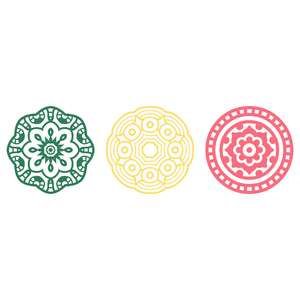 miso happy mandalas