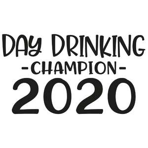 day drinking champion 2020