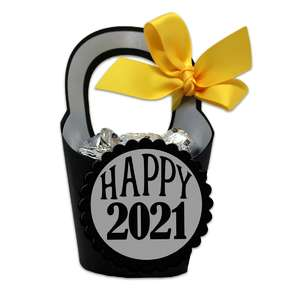 happy 2021 wrap box