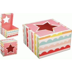 3d star favor box