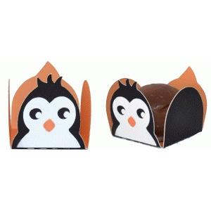 treat holder penguin
