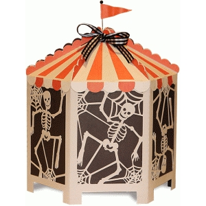 hexi-box dancing skeleton