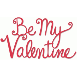 be my valentine title